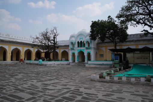 Le complexe soufisme Inde